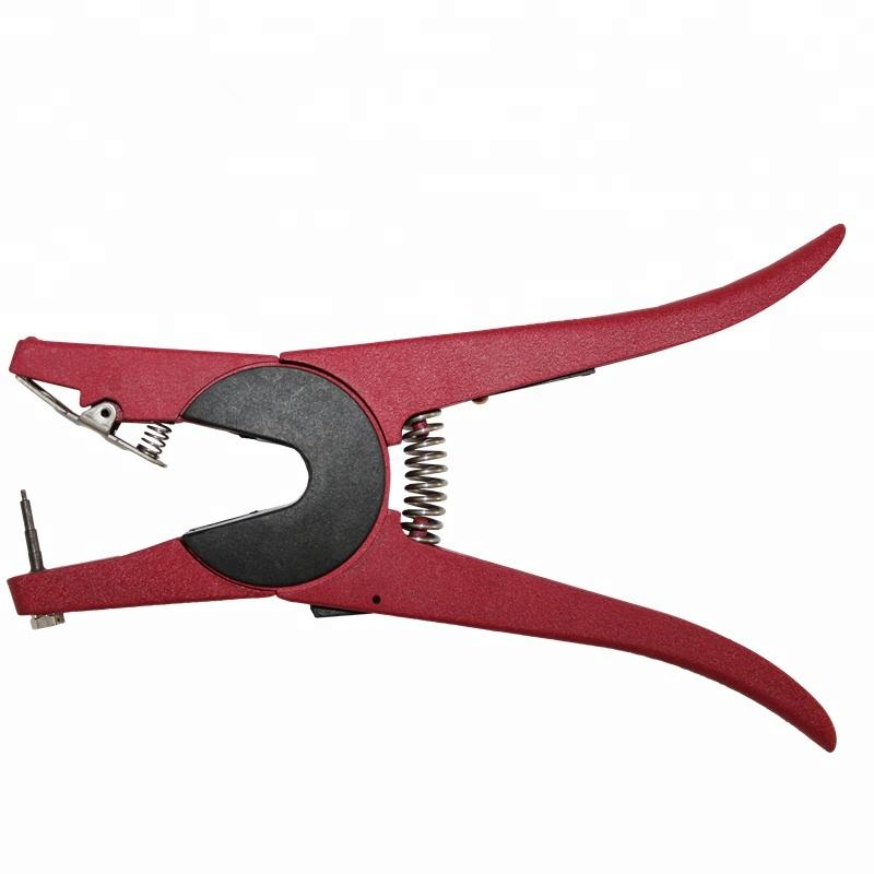 equipment for veterinary animal ear tag pliers applicator for livestock