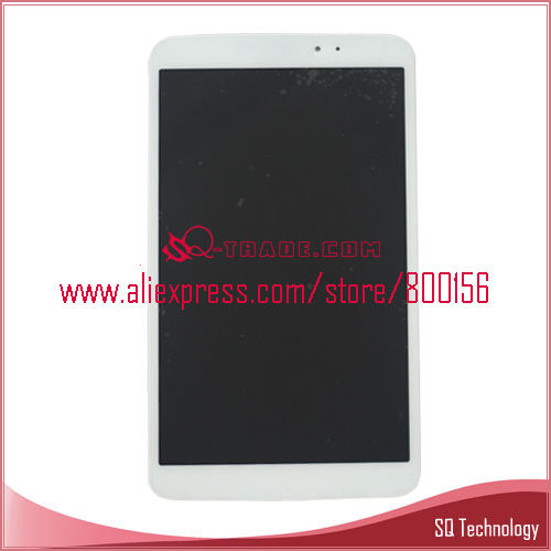 white Color LCD Display + Touch Screen Digitizer Assembly for LG G Pad 8.0 V490 LCD