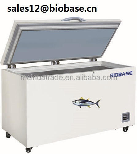 BIOBASE China -50 Degree Or -60 Degree 20L 318L Ultra-low Temperature Deep Freezer/Tuna Fish Storage Freezer