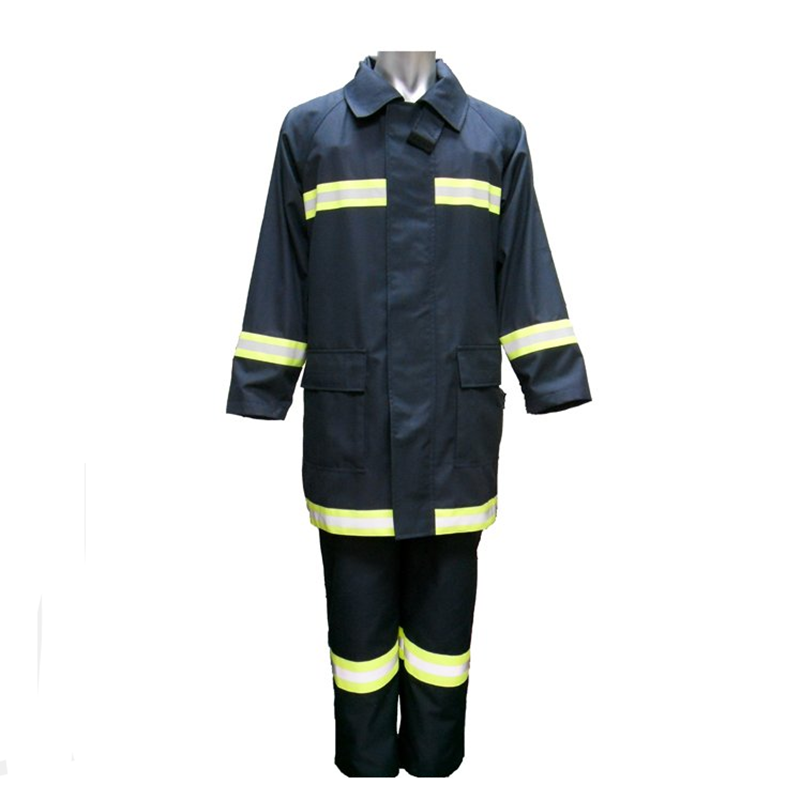 OEM high quality fireman uniform
