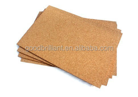 1~20mm cork sheet