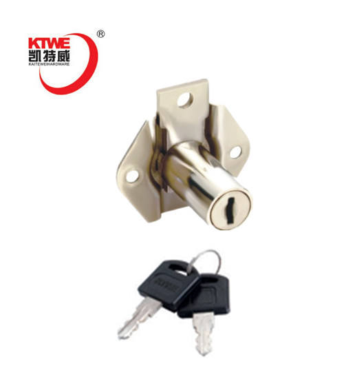 Hot selling cabinet office drawer push cam lock