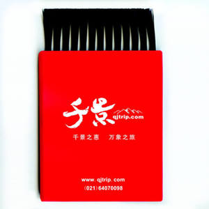 small plastic keyboard cleaning brush from manufacturer