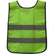 High visibility safety reflective clothing kids protect outdoor security vest