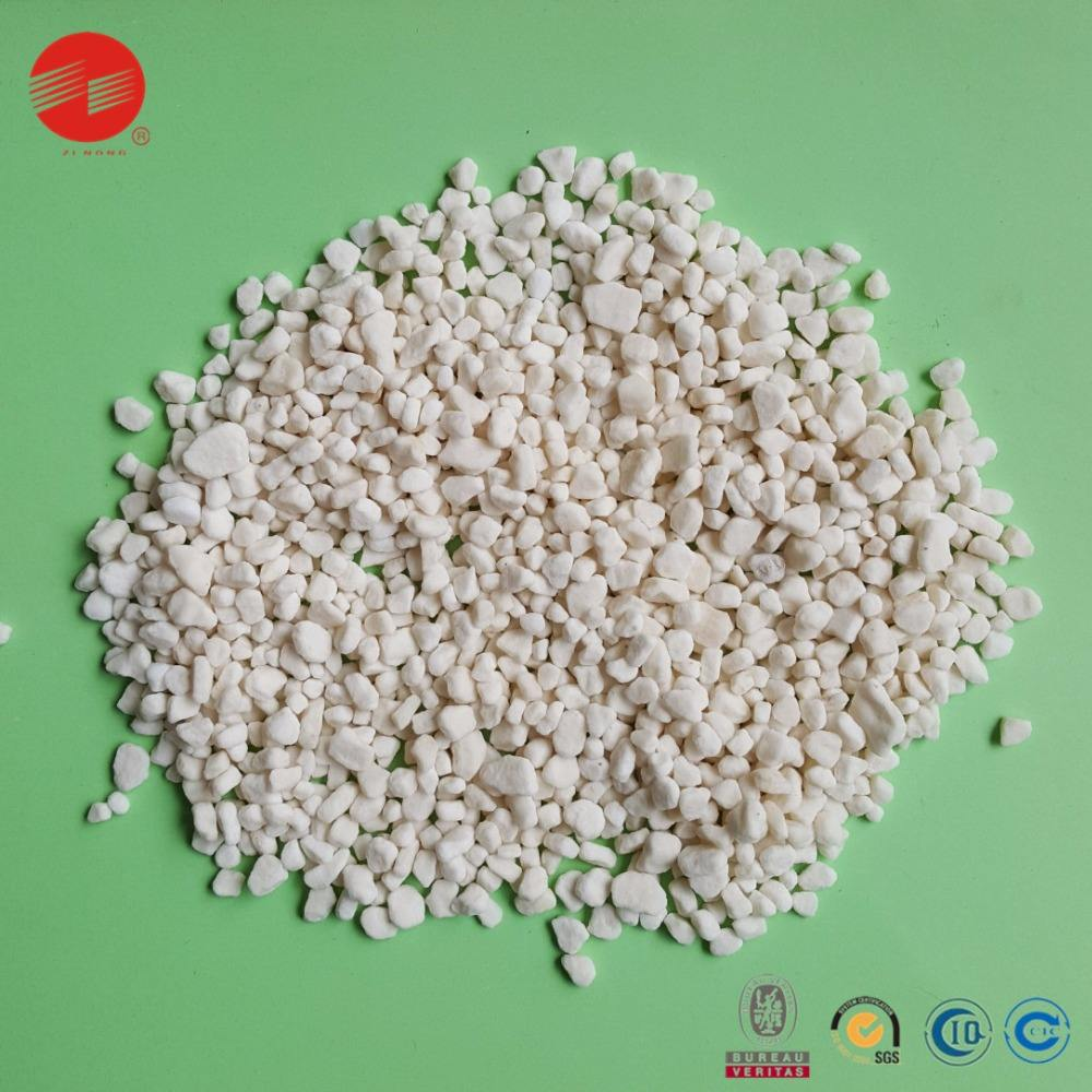 White Granular Potash Fertilizer KCL 0-0-60 Potassium Chloride Fertilizer