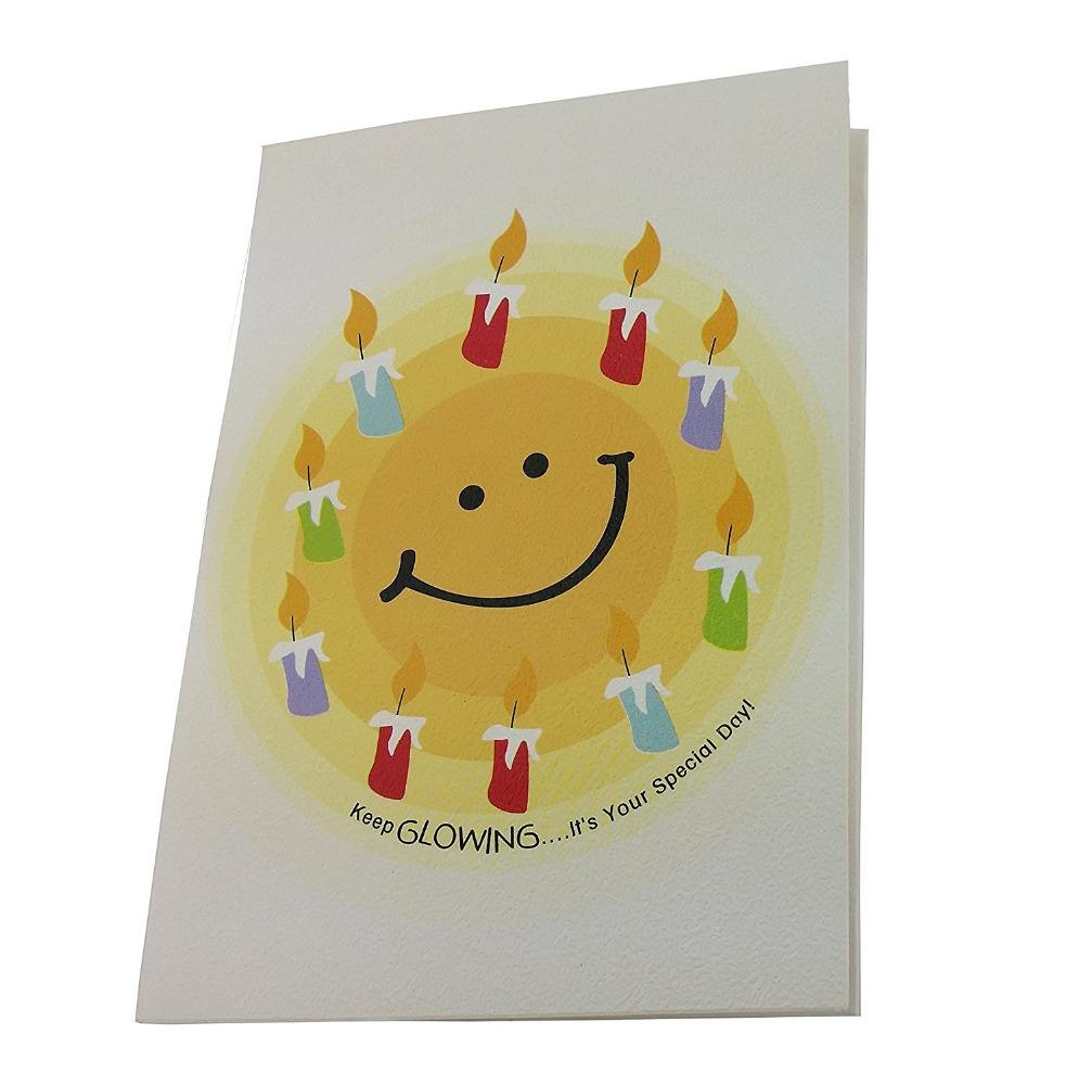 High quality 10sec audio greeting card 20sec blank recordable card 30sec create your own music birthday greeting cards