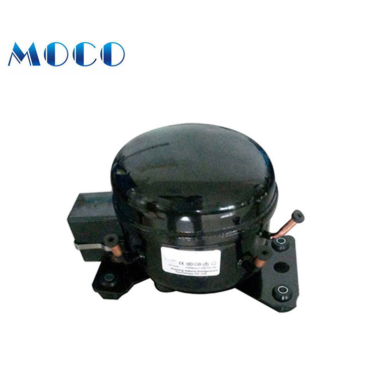 With 2 years warranty r134a commercial dc refrigerator compressor 12v