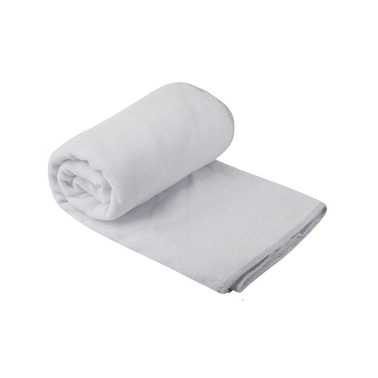 Microfiber bath towel hotel bath large towel dress white bath towel
