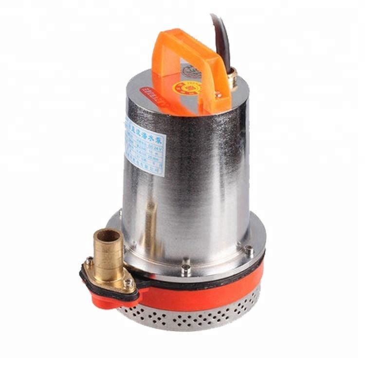 1inch 4800rpm 12v dc pumping station 12 volt dc water pump dc bilge pump