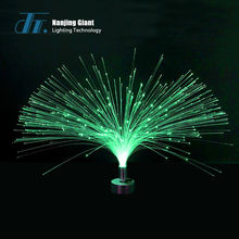 Wholesale LED holiday gifts Romantic Light fiber optic table centerpiece