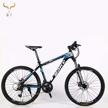 2019 New model fashion color mountain bike/high quality MTB bicycle/Aluminium frame with full suspension cycling cheap price