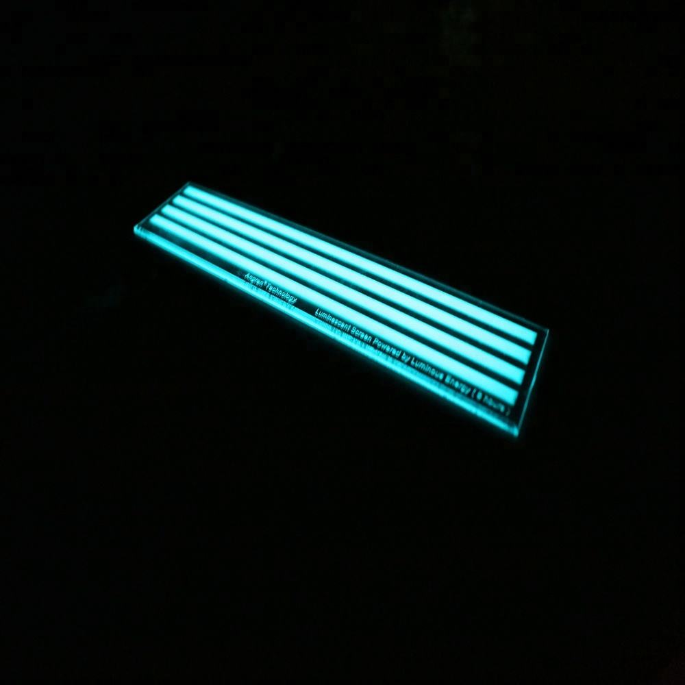 Glow in the Dark Stair Nose Caps Acrylic Anti Slip Stair Nosing