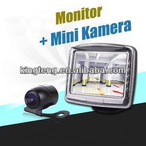 """<span class=keywords><strong>3</strong></span>.5"""" monitor da vista traseira do carro do sistema( kt- 305& kt- 100)"""