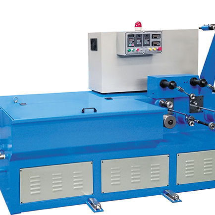 CL-21D High Speed Scourer Mesh Wet Wire Drawing Machine