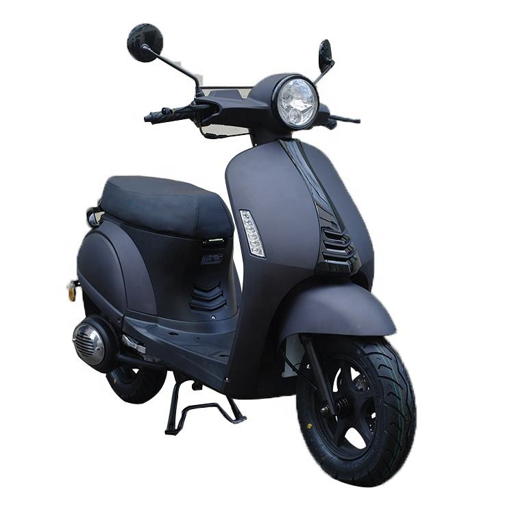 Exported Good Quality Best Cheap Gasoline Motorcycle Pedal Gas Scooter