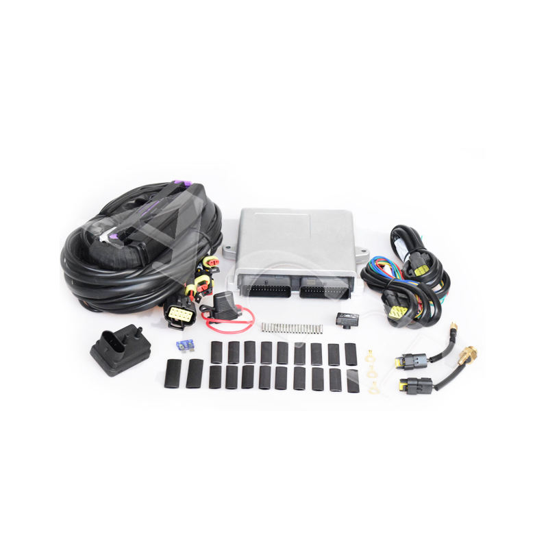 High quality CNG LPG 2568D ECU kits 6 CYL ecu 8 cyl ecu kits auto spare parts