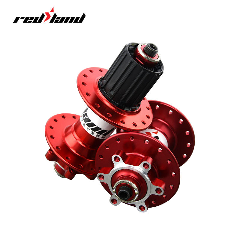 High Level Alloy Hub MTB 32 holes with bearing wuick release cassete bicycle hub