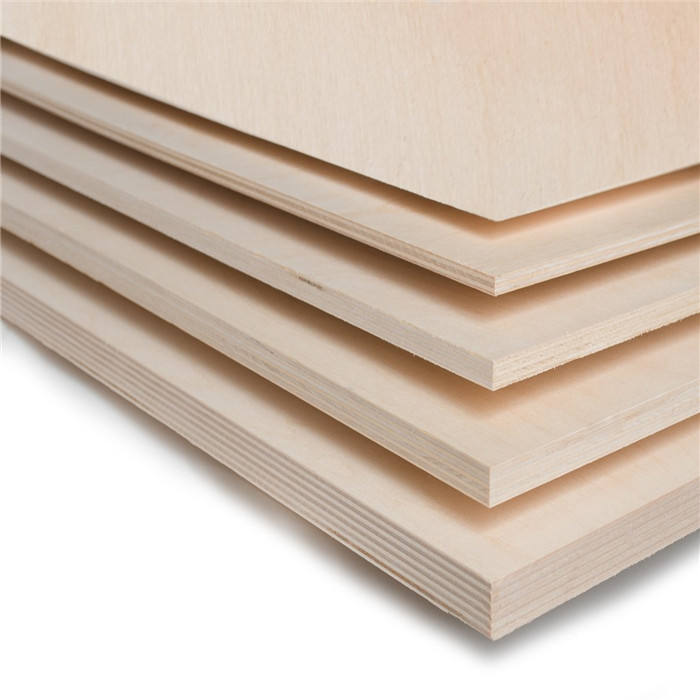 birch faced plywood 3-28mm poplar/eucalyptus core plywood for furniture/construction