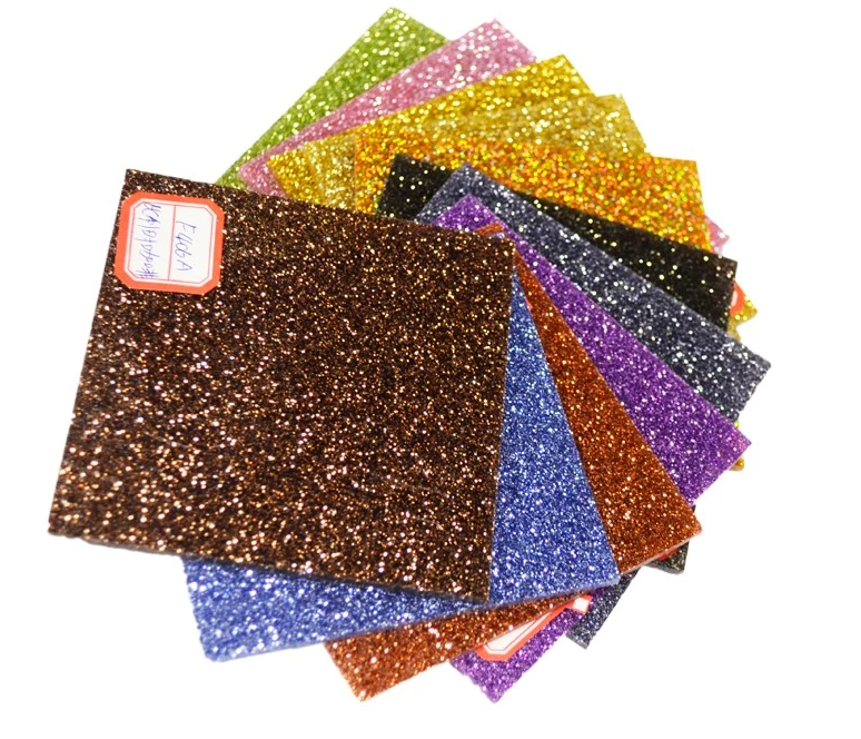 Custom 3mm Design Interior Glitter Acrylic Sheet Pearlescent