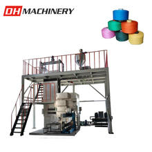 polypropylene multifilament FDY fiber spinning machine plant line