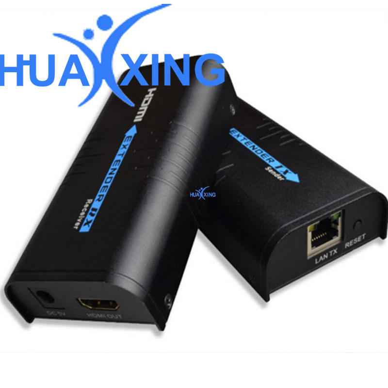 HDMI over UTP Extender with HD (Sender & Receiver)