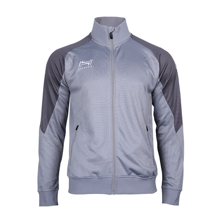 In-Stock Slim Fit Jackets Casual Sports Custom Men Training Jackets