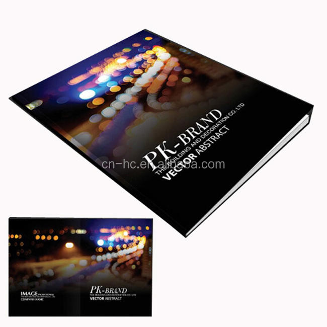Glossy tri -folding brochure, magazine, flyer, book printing services colorful magazine printing china hot sale