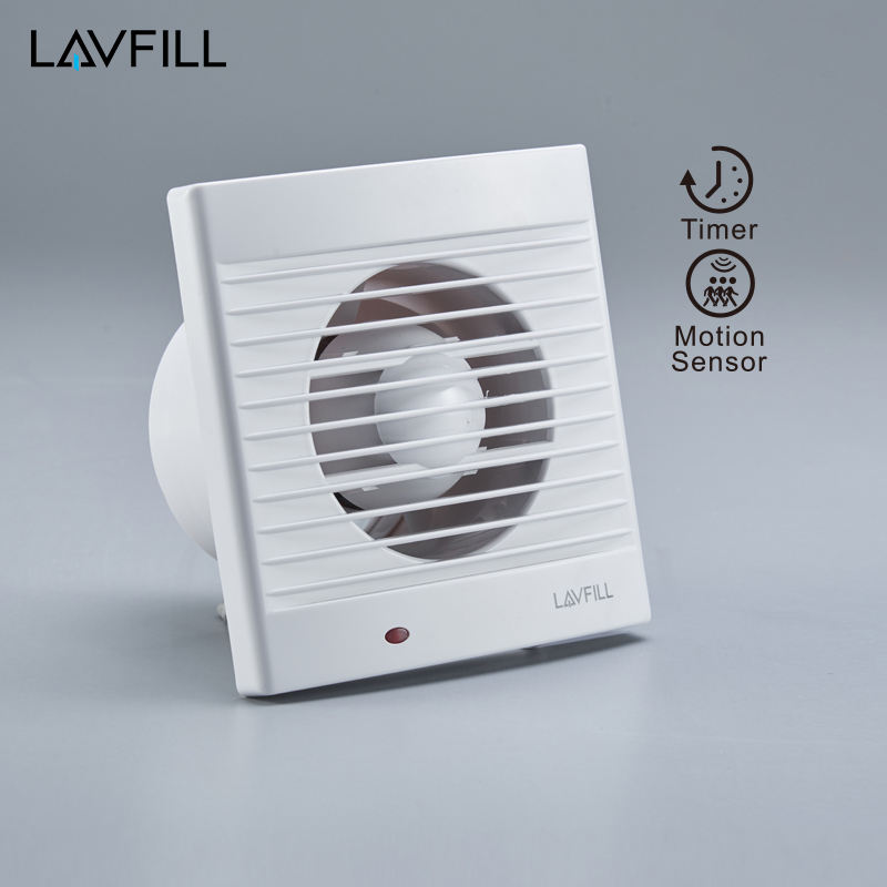 Window Mounted Kitchen Exhaust Fan Bathroom Extractor Fan With