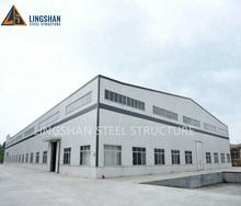 Cost-effective Construction Projects prefabricated steel structure building
