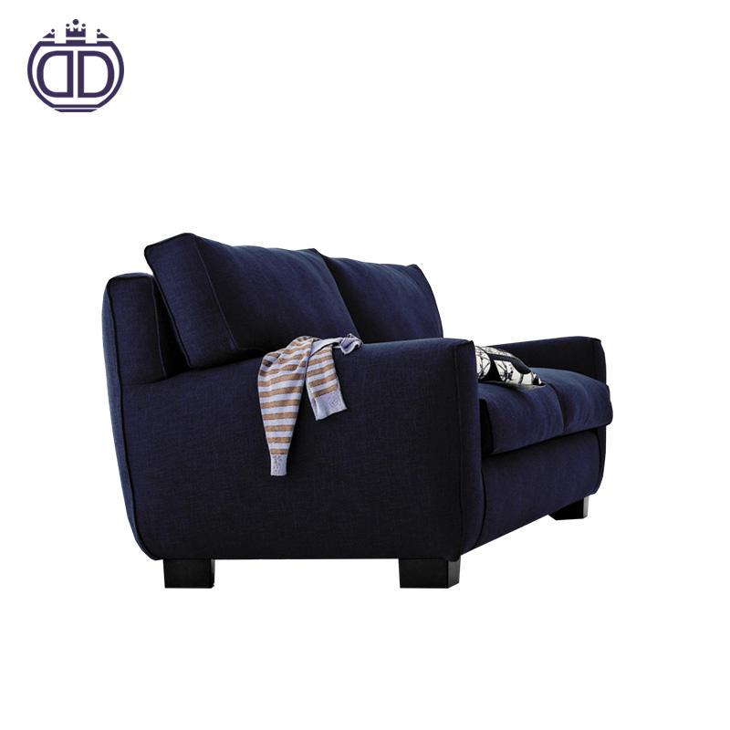 Real <span class=keywords><strong>muebles</strong></span> de la Sala establece sofá clásico sofá de tela de terciopelo sofá silla personalización