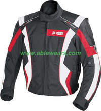 MOTERBIKE MOTERCYCLE CORDURA JACKET CE PROVED