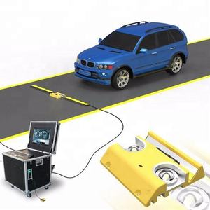 UVSS/UVIS Under Vehicle Inspection/Surveillance/Scanning System for Airport and Station