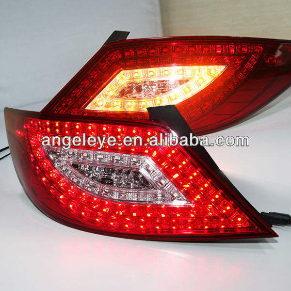 Accent Verna For Hyundai LED Tail Lamp 2011-13 year WH Type V1