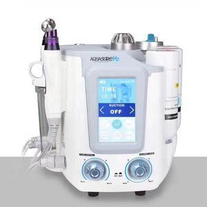 Korea Aquasure H2 O2 Water Bubble Aqua facial deep cleaning Facial Spa Beauty Machine