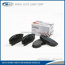 All Kinds of Brake Pad for Korean Vehicles