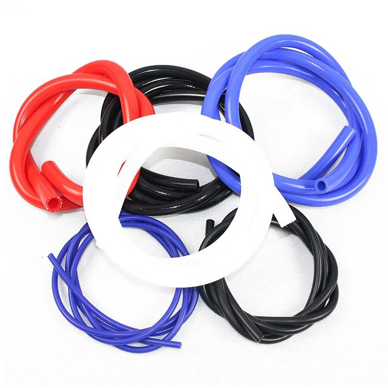 Wholesale High Temperature Flexible 4mm Car Silicone Heater Hose