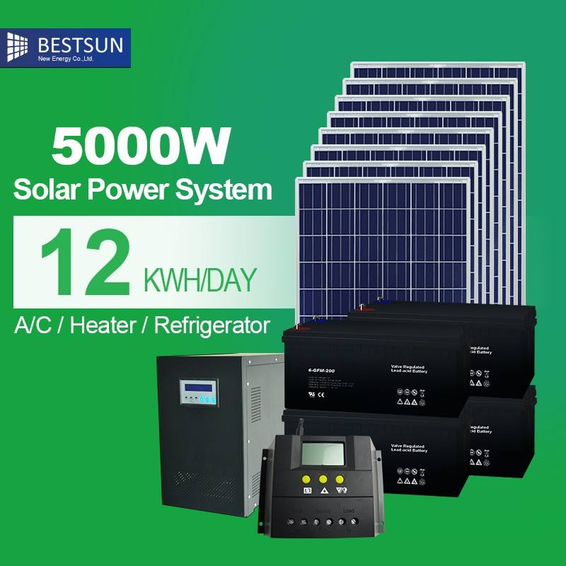 JFY Suntree Grid Tie Inverter 20000W Solar Power System 20KW On Grid