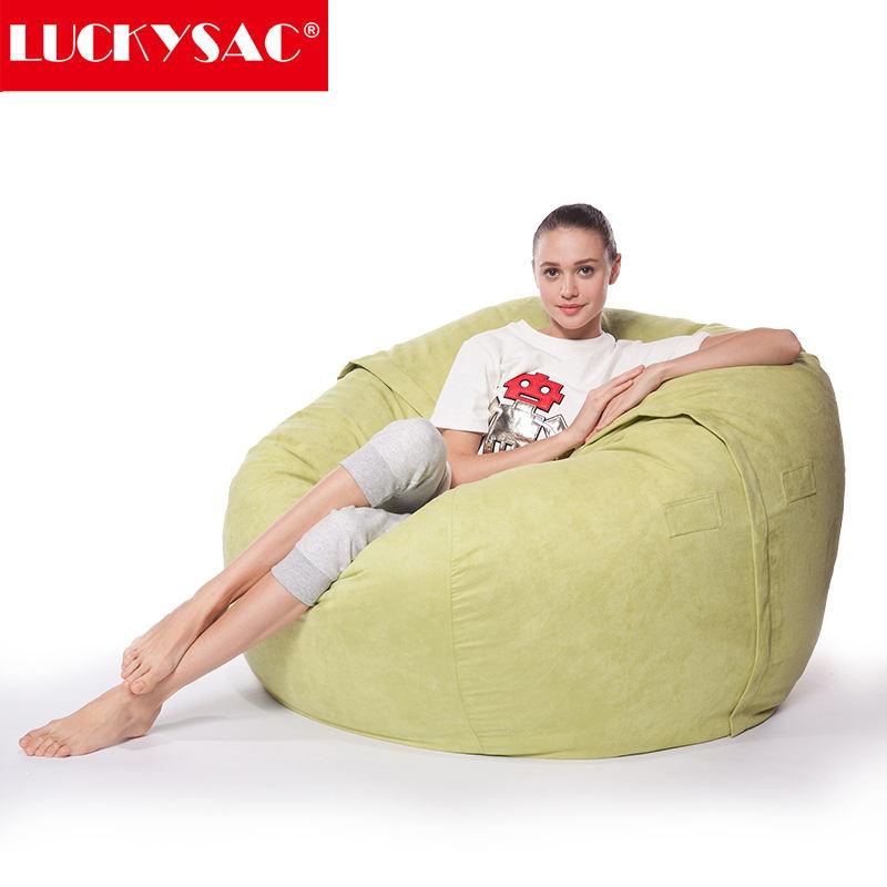Bean Bag Crazy Comfortable Indoor Outdoor Bean Bag yellow