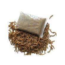 Fish Food Yellow Mealworm Powder Insect Powder
