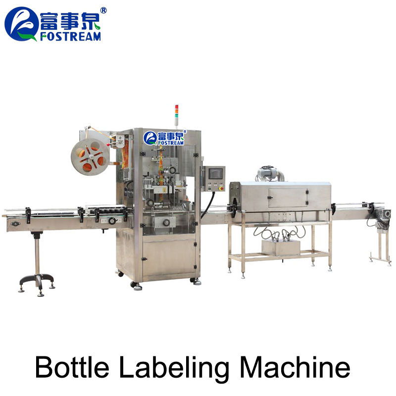 Mineral Water Bottle Machine Manufacturer Full Set Complete Automatic PET Plastic Small Bottle Drinking Mineral Water Production Line / Bottle Water Filling Machine