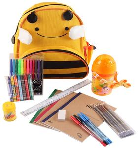 Wholesale Cheap Customized Back to School Kids Stationery Set