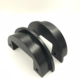 wear resistant uhmw pe plastic pipe support block