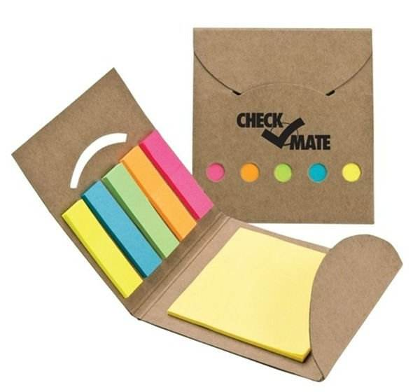 Promotion note pad / Sticky notes recycled cover