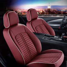 Wholesale waterproof leather seat cover for car seats