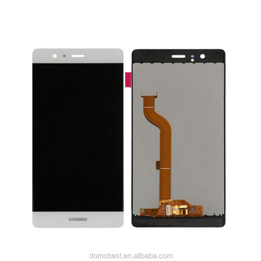 OEM touch screen for Huawei P9 lcd , repair lcd screen display for Huawei P9