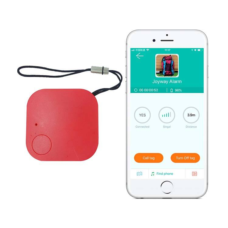 Kleinste Smart Bluetooth Key Finder Tracker Anti Verloren Alarm ITAG Schlüssel Finder