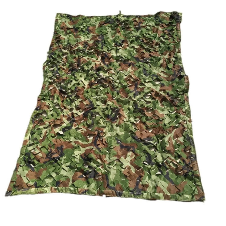 Woodland leaves Camouflage Camo Army Hide Cover Net Camping Military Hunting Camo Net