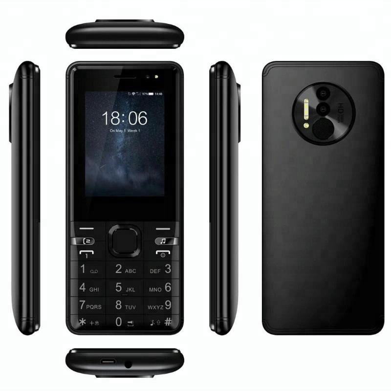 Telefonos celulares 2.4 INCH Spreadtrum6531 Unlocked GSM Quad band Dual SIM Card Dual Standby Very Cheap Mobile Phone in China