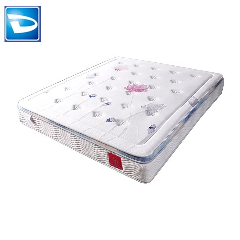Home Furniture General Use and Bonnell coil Material sleep well bonnell spring mattress