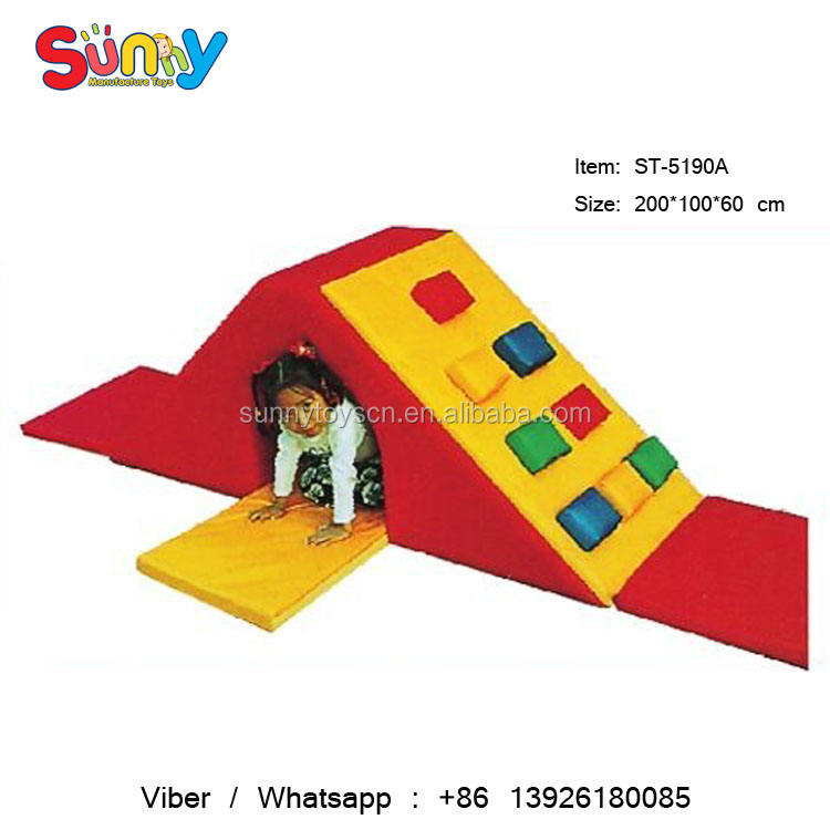Little kid play items design kids play park/kids soft zone naughty castles/kids soft foam play area children used soft play